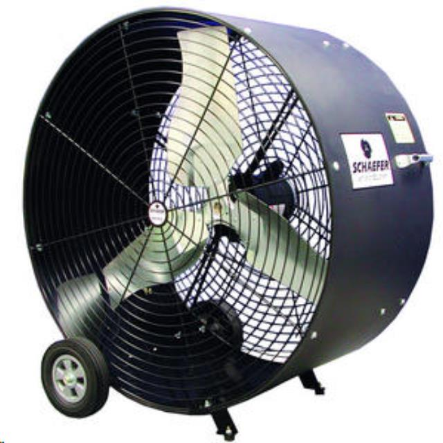 Rental store for fan 36 inch 11 000cfm air mover in Vancouver BC