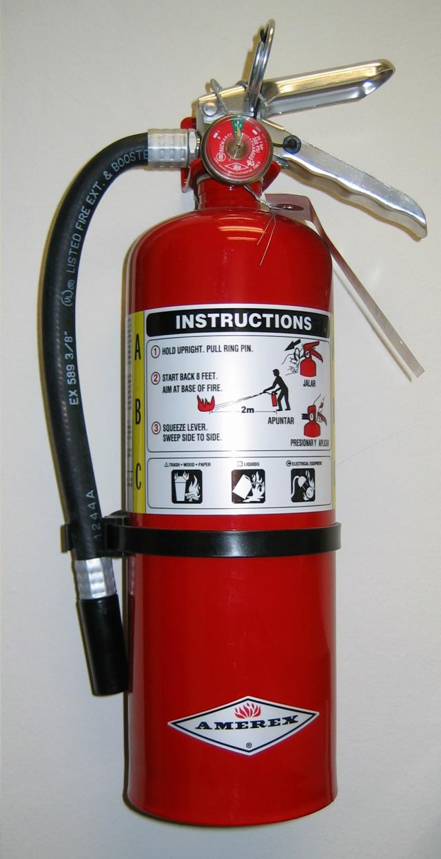 Where to find fire extinguisher training water in Vancouver