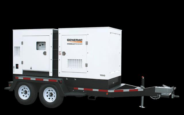 Rental store for generator 150kva 480v 600v in Vancouver BC