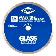 Rental store for glass blade diamond 7 inch in Vancouver BC