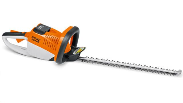 Used equipment sales hedge trimmer battery powered in Vancouver BC