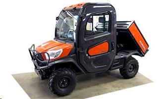 Rental store for kubota utility vehicle in Vancouver BC