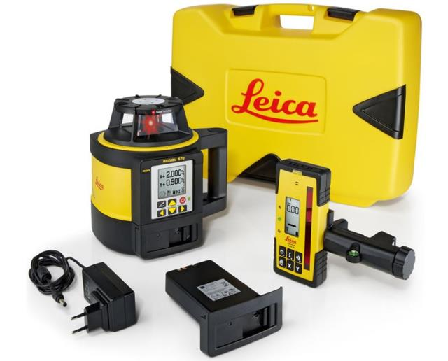 Rental store for laser level automatic grade in Vancouver BC
