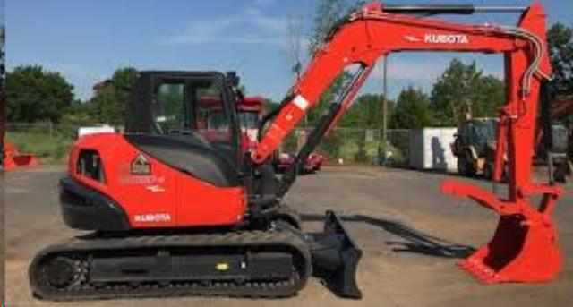 Rental store for mini excavator 18 000lb 8ton in Vancouver BC