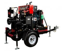 Rental store for pump 6 inch dry prime trash pump tow behind in Vancouver BC