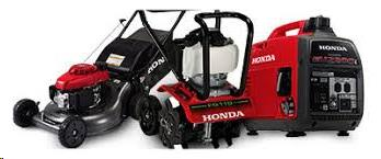 Rent sales honda equipment