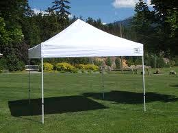 Where to find tent 10ft x 15ft eze up in Vancouver