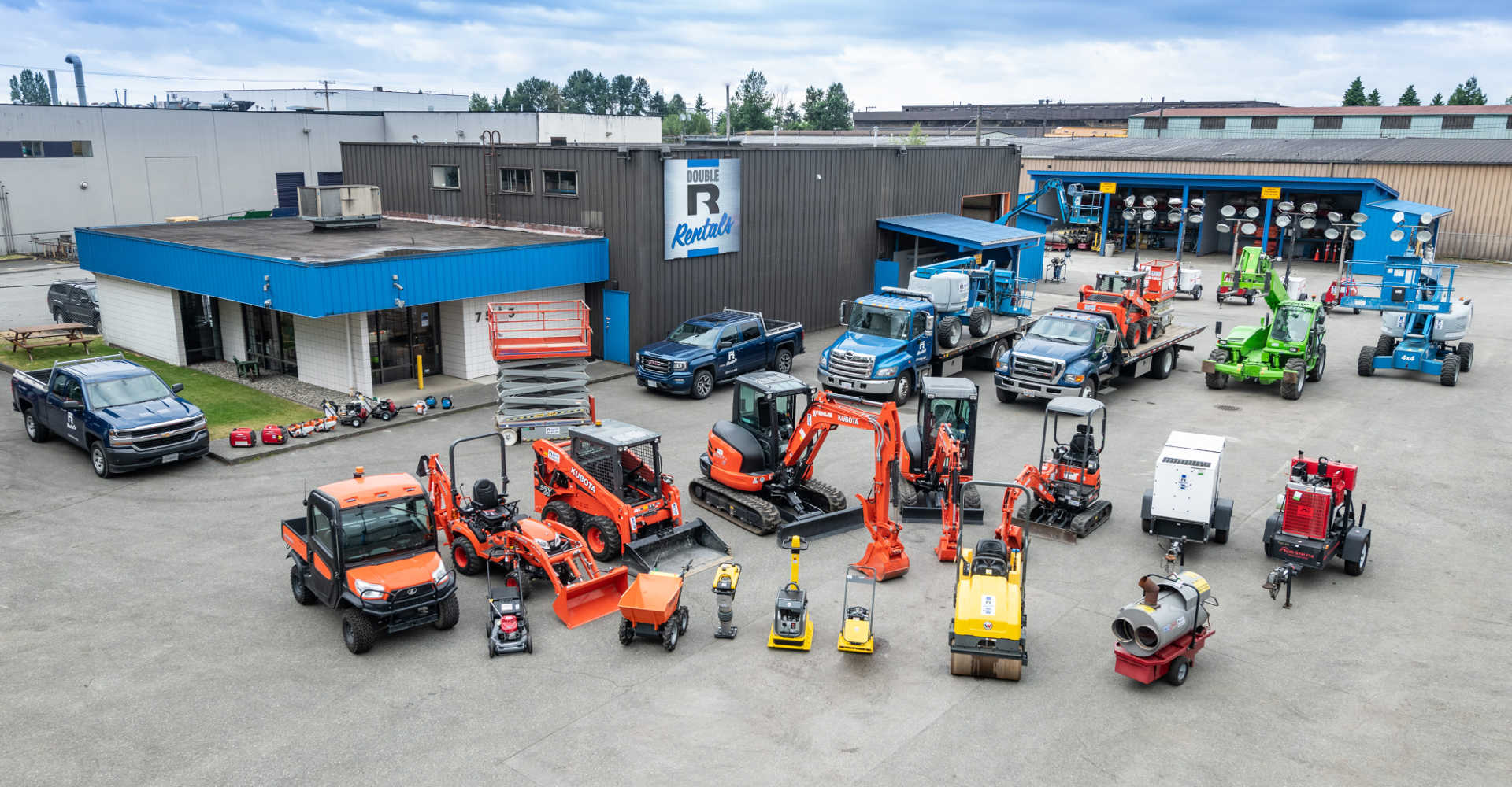 Construction Equipment & Tool Rentals in Vancouver